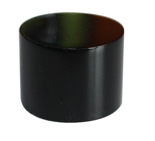 ENDSTÜCK - Schwarz, Basics, Metall (1.8/2.5cm) - Homeware