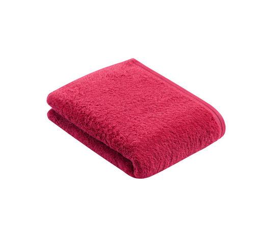 DUSCHTUCH 67/140 cm  - Rosa, Basics, Textil (67/140cm) - Vossen
