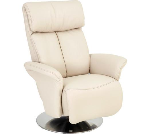 Relaxsessel In Leder Weiß Online Kaufen Xxxlutz
