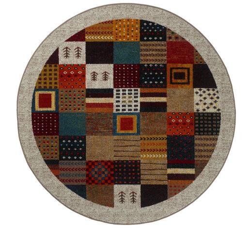 WEBTEPPICH - Multicolor, LIFESTYLE, Textil (160cm) - Novel