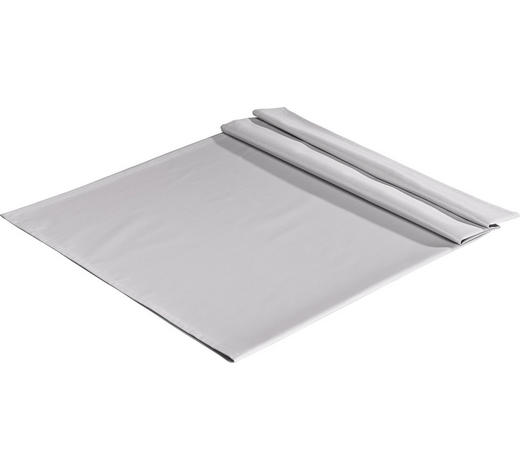 TISCHDECKE Textil Jacquard Grau 160/260 cm  - Grau, Basics, Textil (160/260cm)