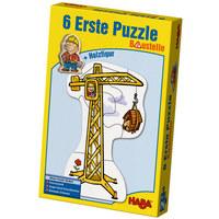 PUZZLE - Gelb/Multicolor, Basics, Karton (24/15,9/5,3cm) - Haba