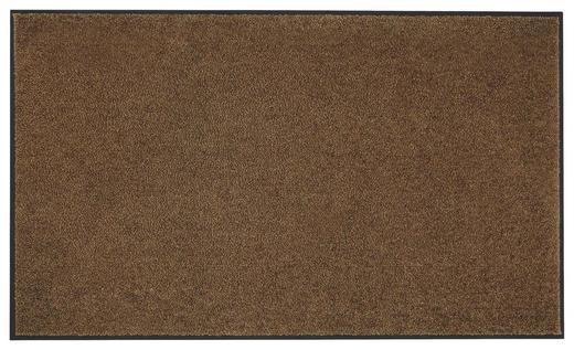 FUßMATTE 90/150/ cm - Braun, KONVENTIONELL, Textil (90/150/cm) - Esposa