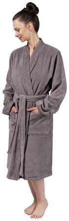 ŽUPAN - šedá, Basics, textil (XL) - Esposa