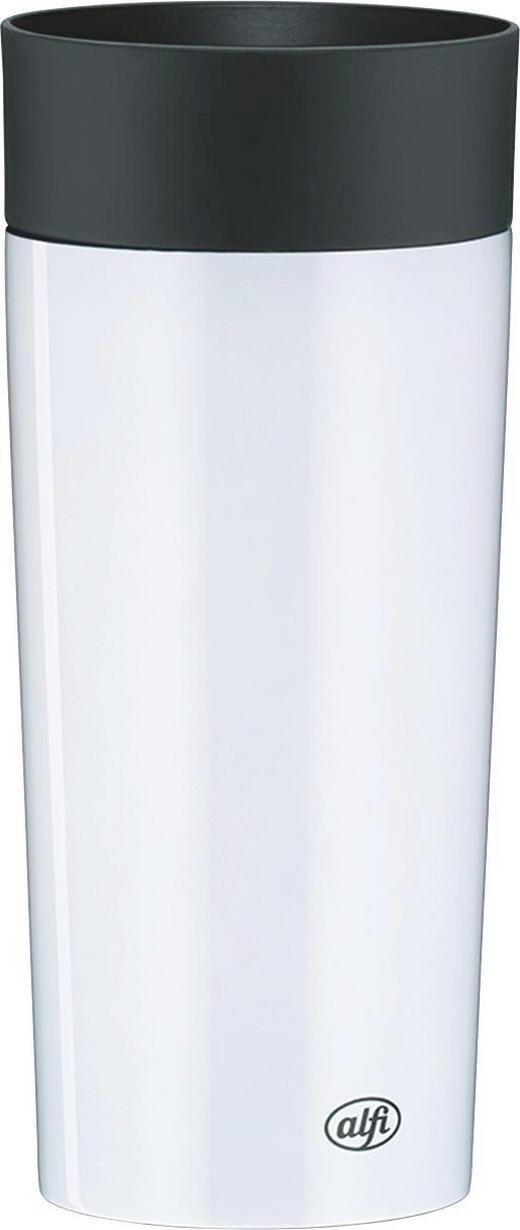 ISOLIERBECHER - Weiß, Basics, Metall (0,35l) - Alfi