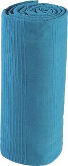 PŘEHOZ - tyrkysová, Basics, textil (220/240cm) - BOXXX