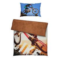POVLEČENÍ - vícebarevná, Konvenční, textilie (140/200cm)