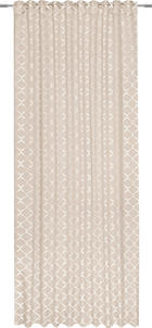 ZÁVĚS - béžová, Design, textil (140/245cm) - Esposa
