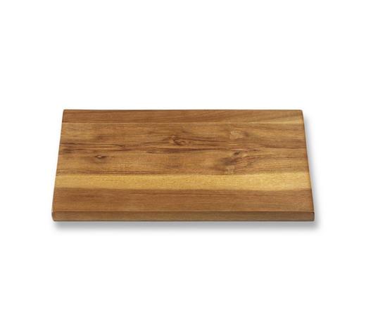 SCHNEIDEBRETT Holz Robinie - Robinienfarben, Basics, Holz (23/15/1cm) - Homeware