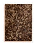 Felldecke Linessa 150x200 cm - Braun, KONVENTIONELL, Textil (150/200cm) - Ombra