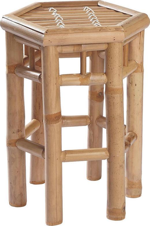 STOLEK KVĚTINOVÝ - přírodní barvy, Lifestyle, dřevo/umělá hmota (27/34cm) - Landscape