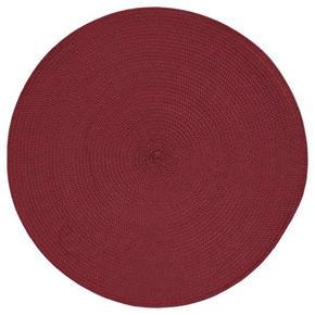 BORDSTABLETT - röd, Basics, textil (38/38cm) - Homeware