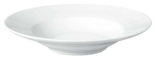 PASTATELLER Keramik Porzellan - Weiß, Basics, Keramik (27cm) - ASA