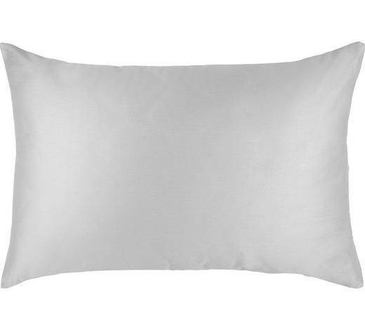 POLSTERBEZUG 40/60 cm - Silberfarben, Basics, Textil (40/60cm) - Fussenegger
