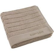 Handtuch - Sandfarben, Basics, Textil (50/100cm) - Esposa