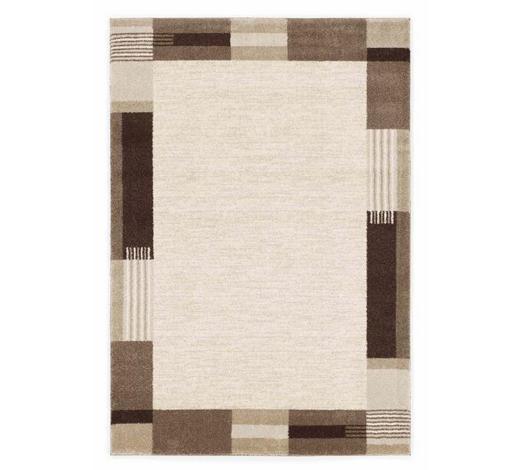 WEBTEPPICH  240/340 cm  Braun, Beige - Beige/Braun, LIFESTYLE, Textil (240/340cm) - Novel