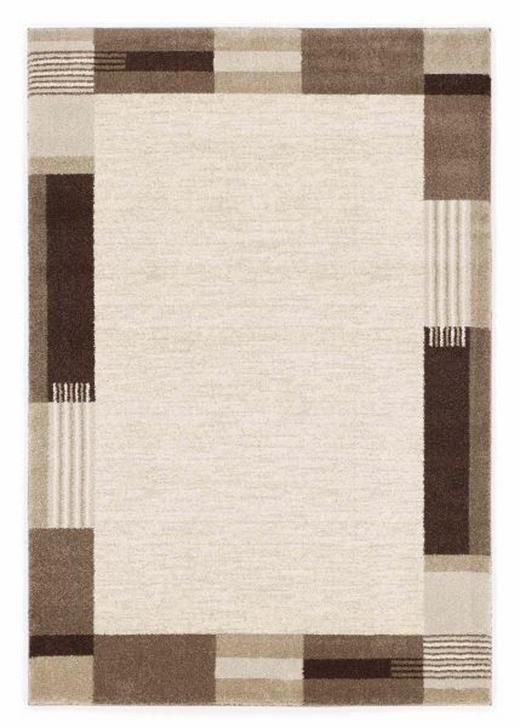 WEBTEPPICH  160/230 cm  Beige, Braun - Beige/Braun, Textil (160/230cm) - NOVEL
