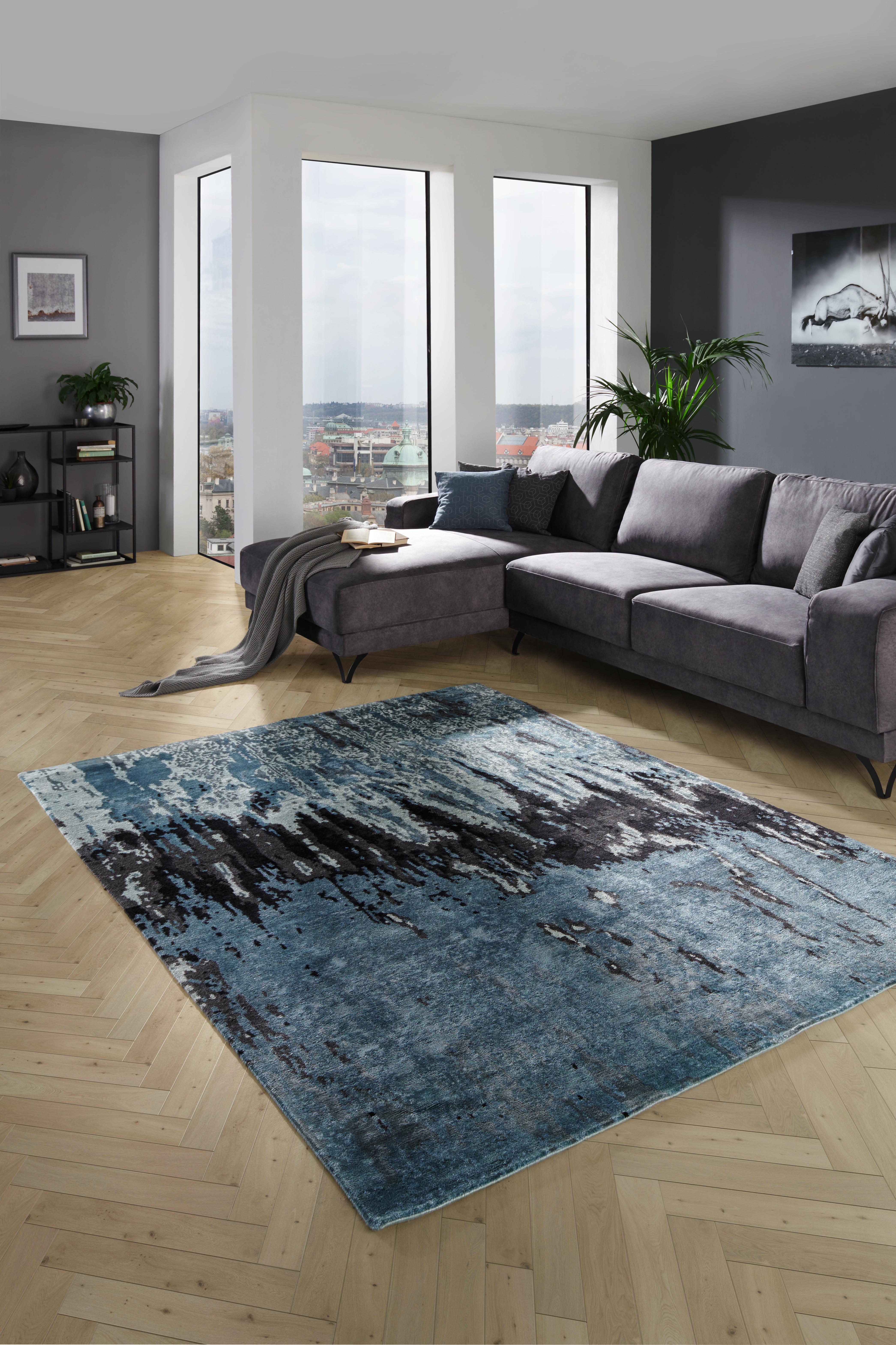 ORIENTALISK MATTA 140/200 cm  - turkos, Design, textil (140/200cm) - Esposa