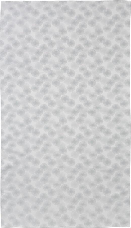 TISCHDECKE 130/220 cm - Silberfarben, KONVENTIONELL, Textil (130/220cm) - Novel