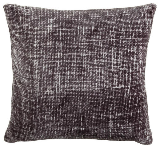 KISSENHÜLLE Anthrazit 48/48 cm - Anthrazit, KONVENTIONELL, Textil (48/48cm) - Novel