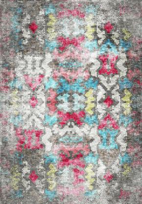 FLATVÄVD MATTA - multicolor, Trend, textil (70/140cm) - Novel