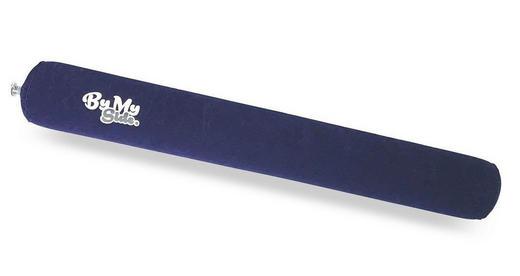 Aufblasbares Seitenschläferk.       120/16/11 cm - Blau, Basics, Textil (120/16/11cm)