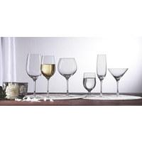 GLÄSERSET 6-teilig - Klar, Basics, Glas (24/14/16,2cm) - Leonardo