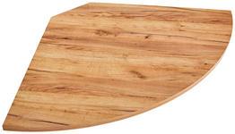ECKVERBINDUNGSPLATTE PROFI - Eichefarben, MODERN, Holzwerkstoff (98/2/98cm) - Ombra