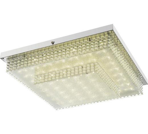 LED-DECKENLEUCHTE   - KONVENTIONELL, Kunststoff/Metall (38/38/9cm)