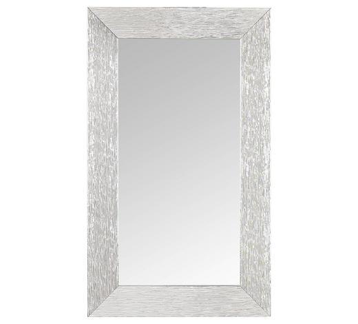 SPIEGEL 30/50/1,6 cm   - Silberfarben, Design, Glas/Holzwerkstoff (30/50/1,6cm) - Carryhome