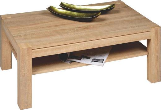 KLUB STOLIĆ - hrast Sonoma, Design, drvni materijal (110/42/70cm) - XORA