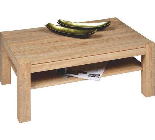 KLUB STOLIĆ hrast Sonoma  drvni materijal  - hrast Sonoma, Design, drvni materijal (110/42/70cm) - Xora