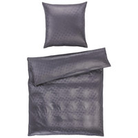 BETTWÄSCHE Jacquard Anthrazit 135/200 cm  - Anthrazit, Basics, Textil (135/200cm) - Joop!