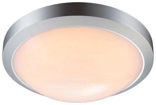 LED-AUßENLEUCHTE - Silberfarben, KONVENTIONELL, Kunststoff (27/8,5cm)