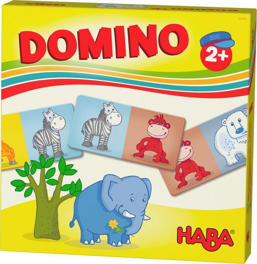 DOMINO - Multicolor, Basics - Haba