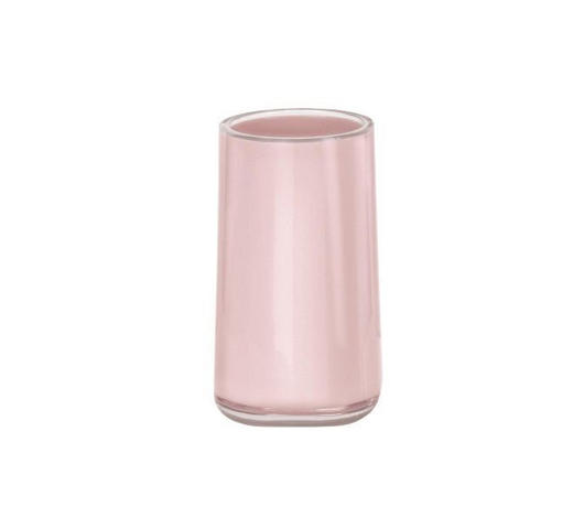 Lonček za ščetke MABLE - roza, Basics, umetna masa (6,5/11,3cm) - Kleine Wolke