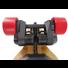 LONGBOARD AX09 WOOD - Ahornfarben, KONVENTIONELL, Holz (91/23/11cm)