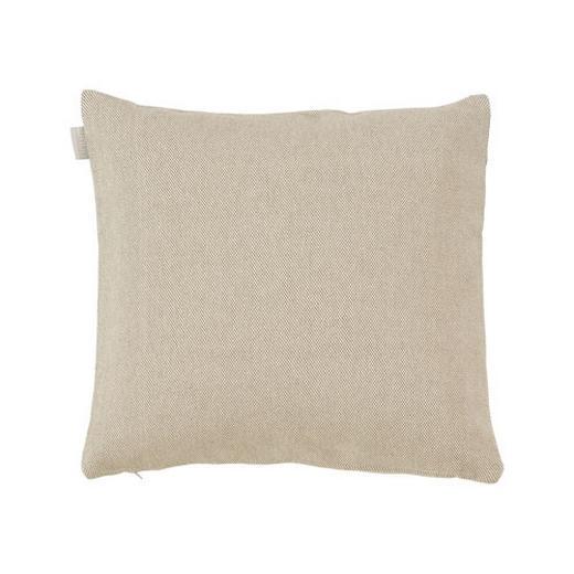 ZIERKISSEN - Beige, Textil (60/60/4cm) - LINUM