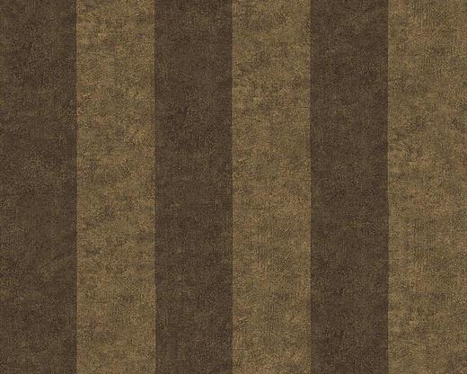 VLIESTAPETE 10,05 m - Sandfarben/Hellbraun, Basics, Textil (1005/70cm)