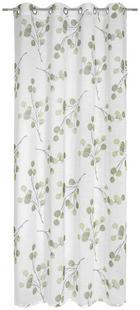 ÖLJETTLÄNGD - grön, Klassisk, textil (135/245cm) - Esposa