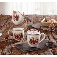 KAFFEEBECHER - Weiß, Basics, Keramik (14/11/14cm) - Villeroy & Boch