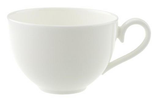 KAFFEETASSE - Weiß, Basics, Keramik (0,2l) - Villeroy & Boch