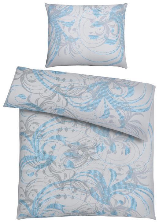 BETTWÄSCHE 140/200 cm - Blau, KONVENTIONELL, Textil (140/200cm) - Fussenegger