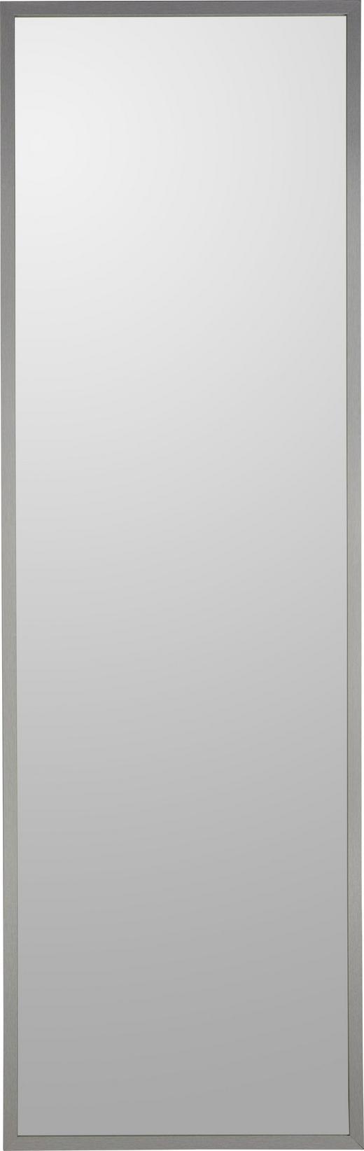 SPIEGEL Alufarben - Alufarben, Design, Glas/Holzwerkstoff (50/160cm) - Carryhome