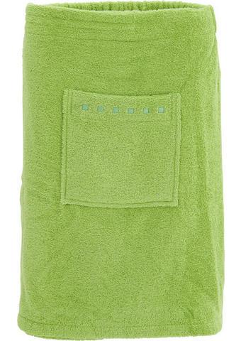 KILT DO SAUNY, M, antracitová, zelená, barvy stříbra, béžová - barvy stříbra/zelená, Basics, textil (Mnull) - Esposa