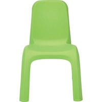 otroški stol zelen - zelena, Basics, umetna masa (35/35/54cm) - My Baby Lou