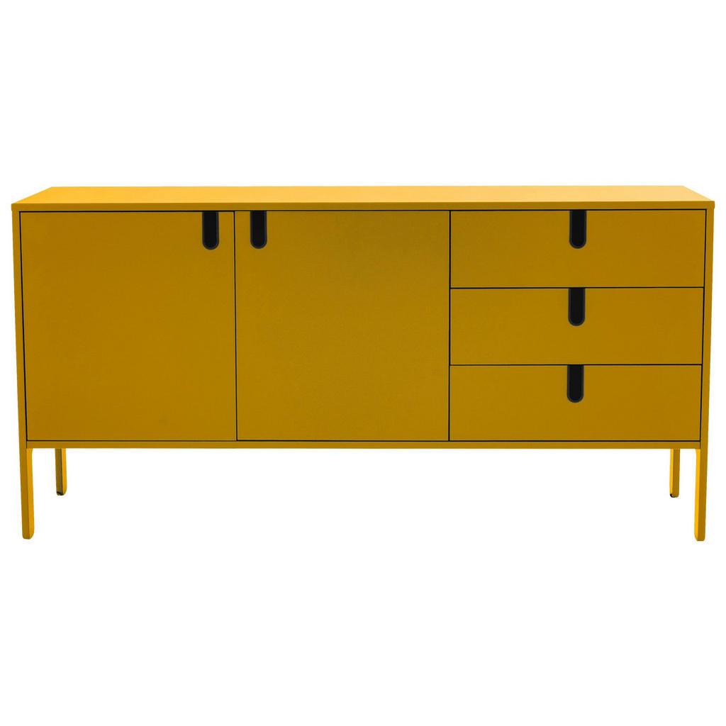 XXXLutz Sideboard gelb