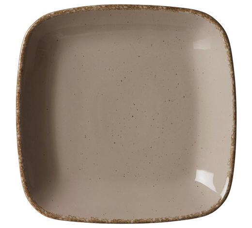 SUPPENTELLER 22 cm - Grau, KONVENTIONELL, Keramik (22cm) - Ritzenhoff Breker