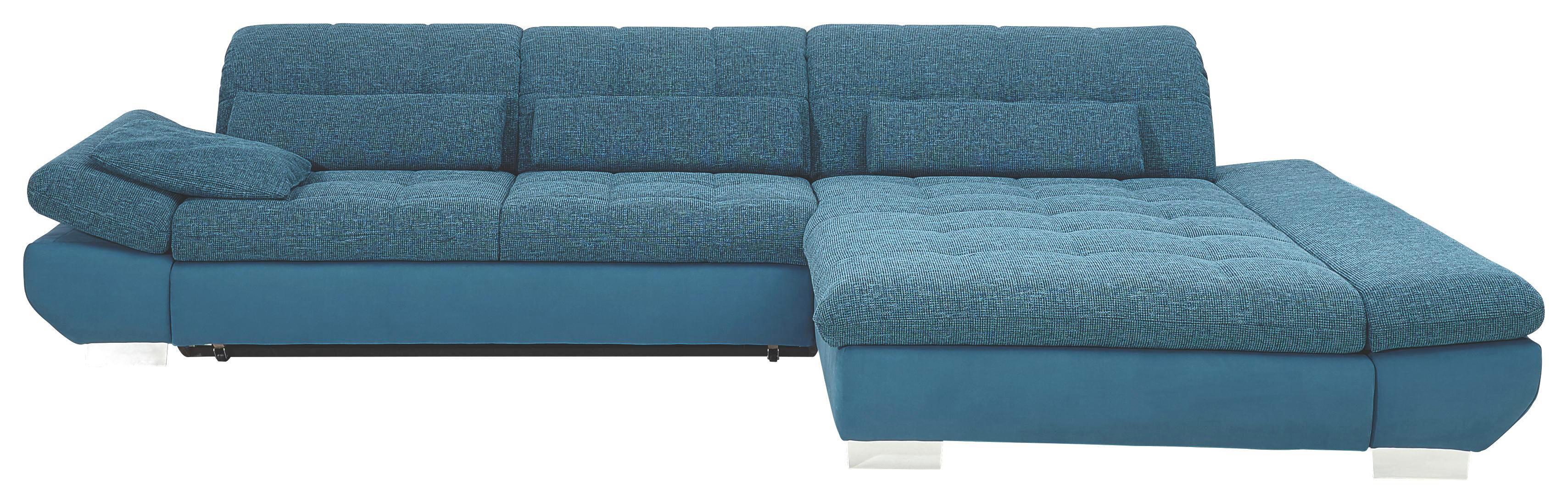 Ecksofa. Perfect Cardiff Big Sofa Xxl Ecksofa Schwarz Wei Grau With ...
