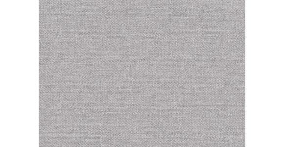 BOXSPRINGBETT Webstoff 180/200 cm  INKL. Topper, motorische Verstellbarkeit  - Eichefarben/Hellgrau, Design, Holz/Textil (180/200cm) - Linea Natura
